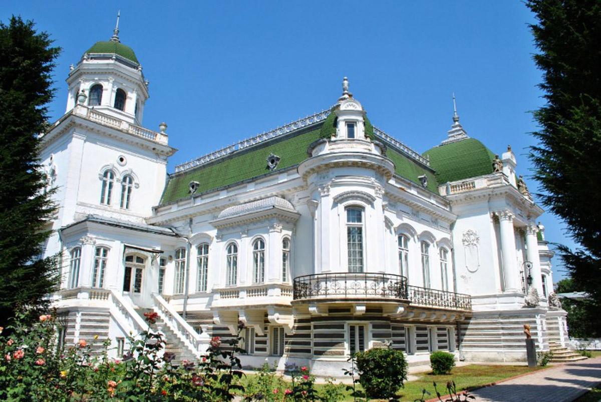 3_Palatul Marincu Calafat